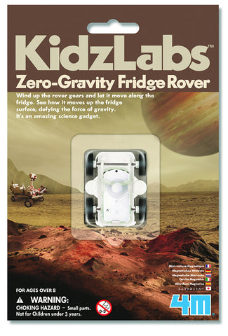 KIDZLABS Fridge Rover toy