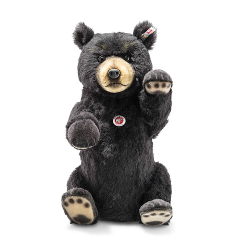 STEIFF Black Bear 50cm Growler LTD Edition of only 750