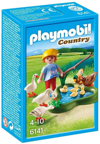 PLAYMOBIL 6141 Child with Ducks and Geese
