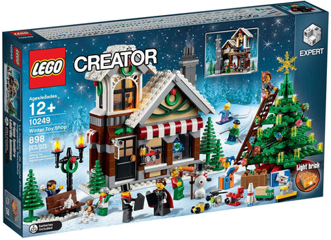 LEGO 10249 CREATOR Winter Toy Shop