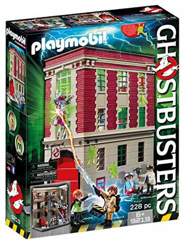 PLAYMOBIL 9219 GHOSTBUSTERS™ Headquarters