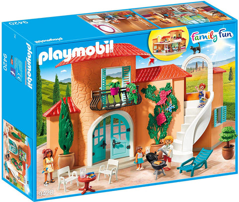 PLAYMOBIL 9420 FAMILY FUN Summer Villa