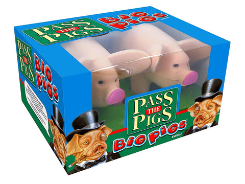 PASS THE PIGS Big Pigs edition