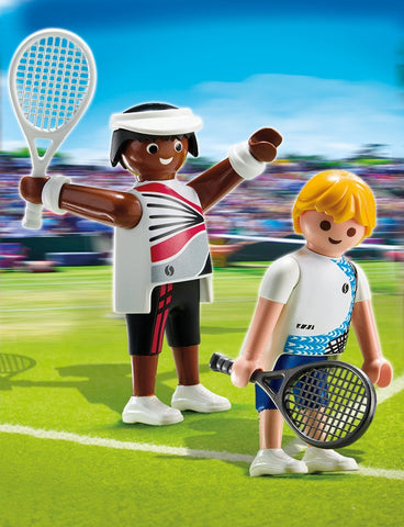 PLAYMOBIL 5196 OLYMPICS Tennis Players