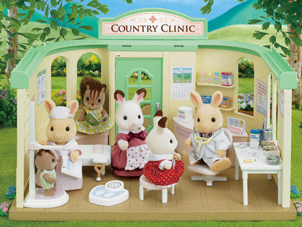 SYLVANIAN 5096 Country Doctor set