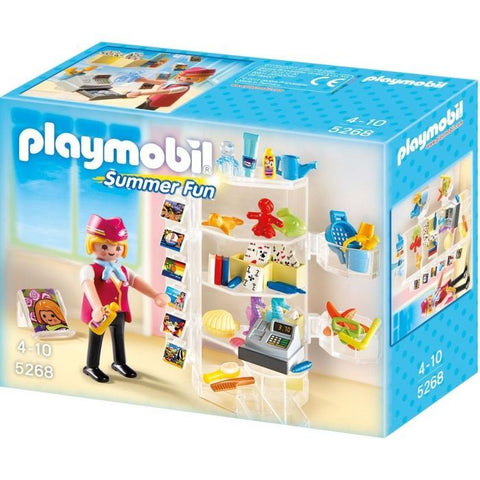 PLAYMOBIL 5268 Hotel Gift Shop