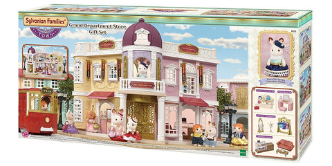SYLVANIAN FAMILIES 6022 Grand Department Store Gift Set