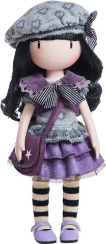 PAOLA REINA Gorjuss by Santoro LITTLE VIOLET doll