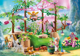 PLAYMOBIL 9132 FAIRIES Magical Fairy Forest