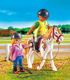 PLAYMOBIL 9258 COUNTRY Riding Instructor & Horse