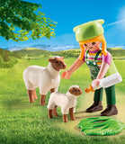 PLAYMOBIL 9356 SPECIAL PLUS Farmer with Sheep