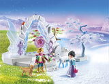 PLAYMOBIL 9471 CRYSTAL PALACE Crystal Gate to Winter World