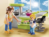 PLAYMOBIL 9543 CITY LIFE Family Kitchen CARRY CASE set