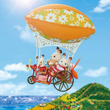 SYLVANIAN 5255 Sky Ride Adventure flying machine