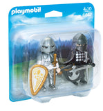PLAYMOBIL 6847 KNIGHTS Rivalry Duo Pack