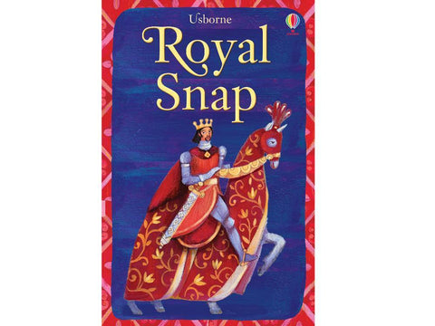 Usborne ROYAL SNAP