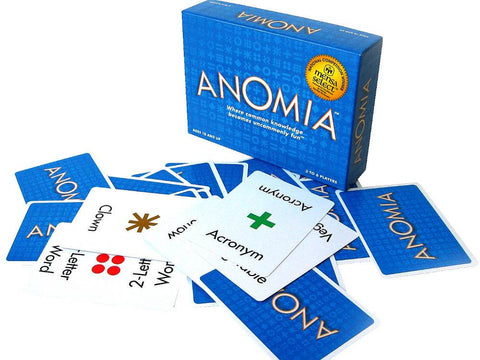 ANOMIA Card game standard edition