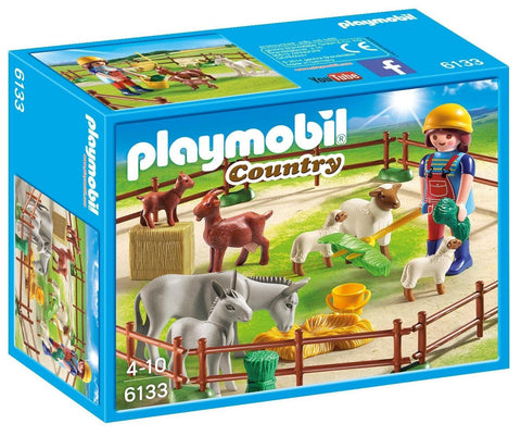 PLAYMOBIL 6133 Farm Animal Pen