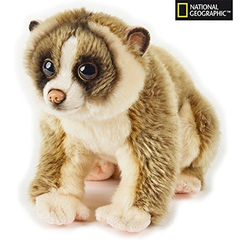 NATIONAL GEOGRAPHIC Slow Loris 24cm plush
