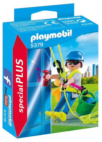 PLAYMOBIL 5379 SPECIAL PLUS Window Cleaner