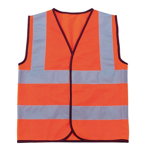 SAFETY VEST for Children ORANGE