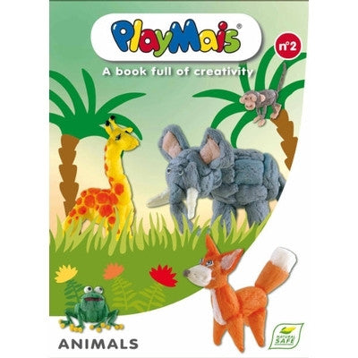 PlayMais Animal Book