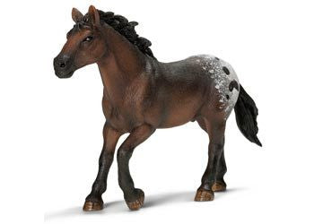 SCHLEICH 13732 Appaloosa Stallion