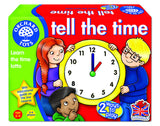 ORCHARD TOYS Tell The Time Lotto game