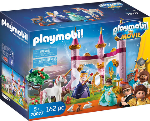 PLAYMOBIL 70077 THE MOVIE Marla in the Fairytale Castle
