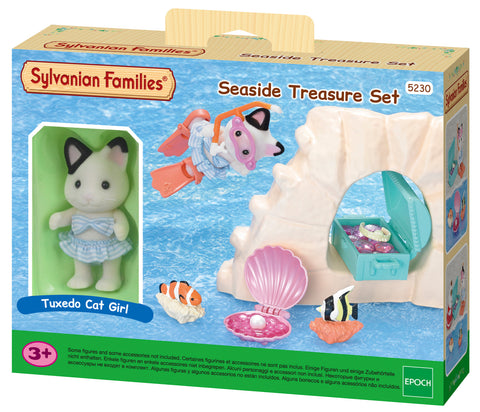 SYLVANIAN 5230 Seaside Treasure Set