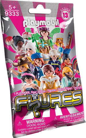 PLAYMOBIL 9333 FIGURES Girls Series 13