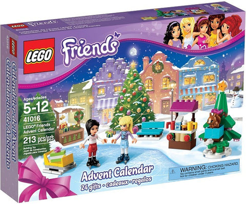 LEGO 41016 FRIENDS Advent Calendar 2013