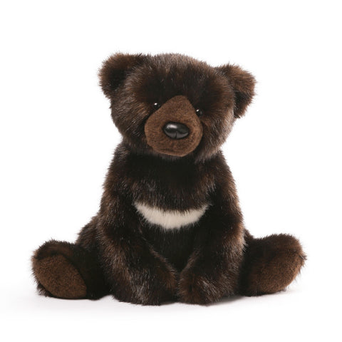 GUND Mandell 30cm Brown Bear plush