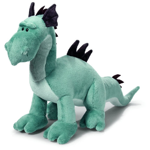 NICI Dragon Blue Sea Monster standing LARGE