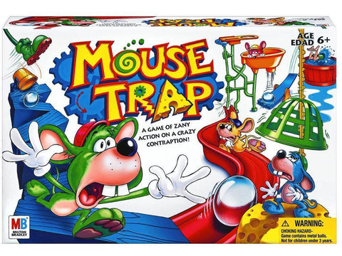 MOUSETRAP Original board game