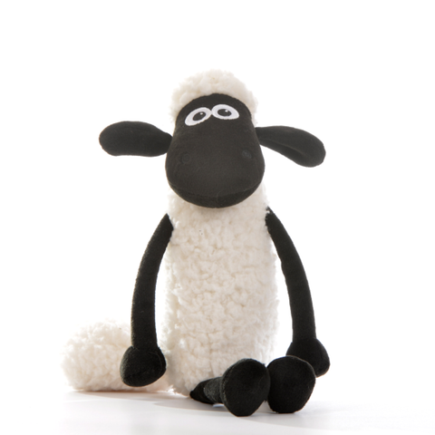 SHAUN THE SHEEP Plush Shaun sitting 30cm