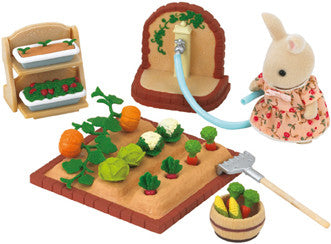 SYLVANIAN 5026 Vegetable Garden set