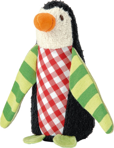 KATHE KRUSE Penguin Friedjof Squeaky toy