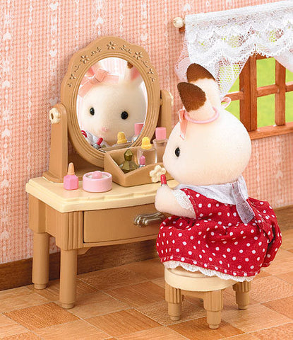 SYLVANIAN 5031 Girls Dressing Table set