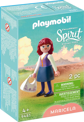 PLAYMOBIL 9481 SPIRIT RIDING FREE Maricela