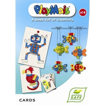 PlayMais Cards Book