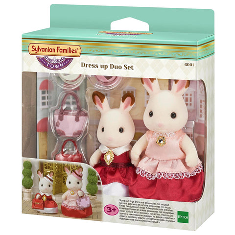 SYLVANIAN FAMILIES 6001 Dress Up Duo set
