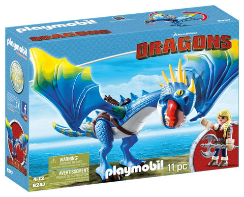 PLAYMOBIL 9247 DRAGONS Astrid and Stormfly