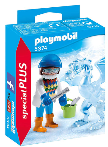 PLAYMOBIL 5374 SPECIAL PLUS Ice Sculptor