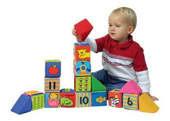K'S KIDS Block 'n' Learn blocks