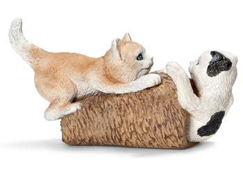 SCHLEICH 13723 Kittens Playing
