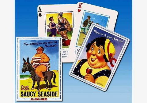 Piatnik SAUCY SEASIDE playing cards
