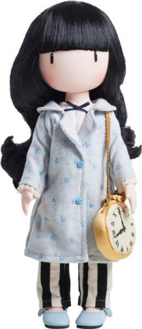 PAOLA REINA Gorjuss by Santoro WHITE RABBIT doll