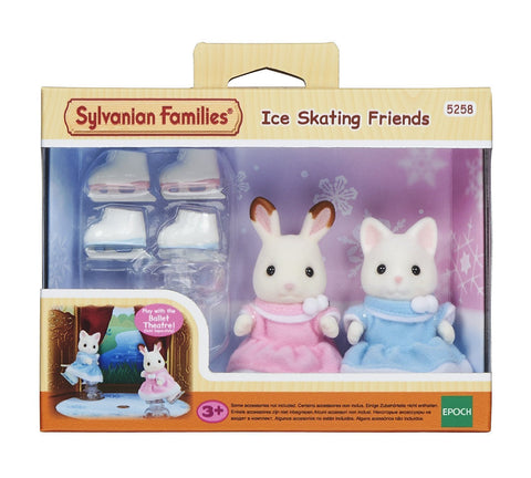 SYLVANIAN 5258 Ice Skating Friends