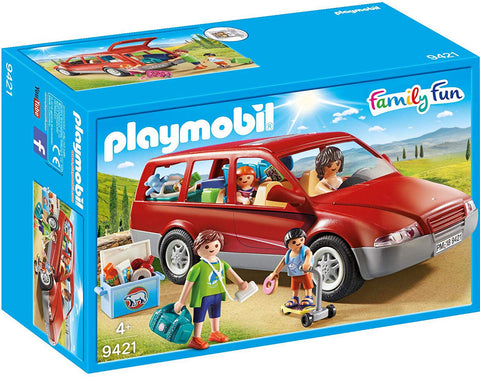 PLAYMOBIL 9421 FAMILY FUN Family Car